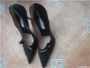 Pantofi dama Pollini Luxury Italia  - imagine 4