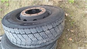 Michelin cu 500 de km....practic nou - imagine 1