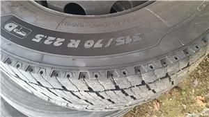 Michelin cu 500 de km....practic nou - imagine 2