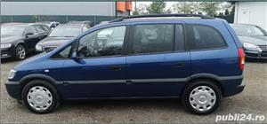 Opel Zafira A - imagine 4