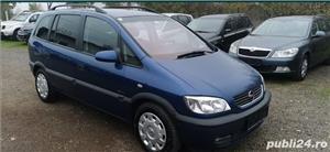 Opel Zafira A - imagine 2