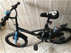Bicicleta copii 3-6 ani - imagine 1