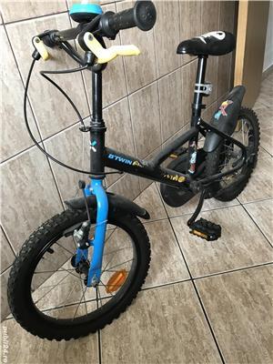 Bicicleta copii 3-6 ani - imagine 3