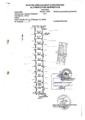Vanzare Teren/ApartHotel(proiect) pt investitie Iancu Nicolae - Pipera - imagine 6
