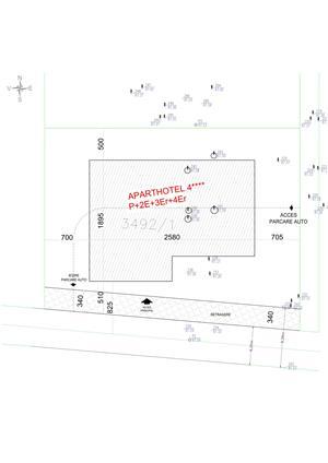 Vanzare Teren/ApartHotel(proiect) pt investitie Iancu Nicolae - Pipera - imagine 17