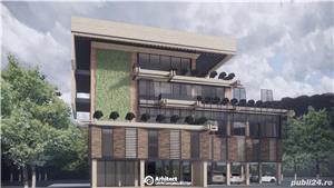 Vanzare Teren/ApartHotel(proiect) pt investitie Iancu Nicolae - Pipera - imagine 14