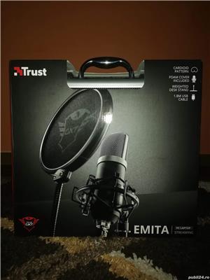 Microfon Trust Emita GXT252 - imagine 1