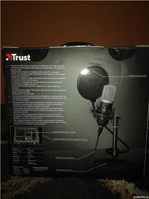 Microfon Trust Emita GXT252 - imagine 2