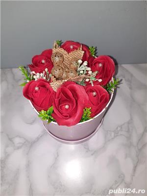 Aranjamente cu flori de sapun - imagine 2