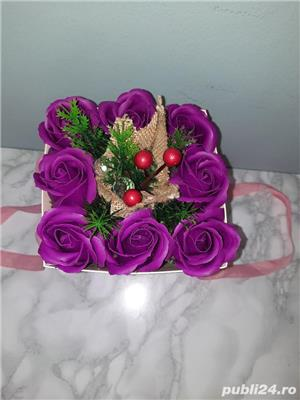 Aranjamente cu flori de sapun - imagine 1