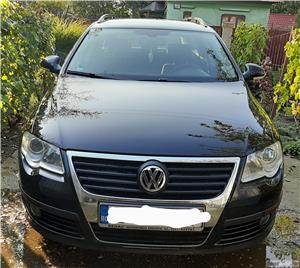 Vw Passat B6 euro5,an 2010 - imagine 1
