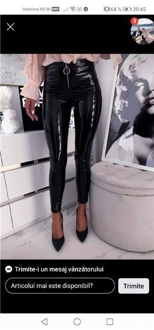 Pantaloni lac - imagine 2