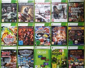 Xbox 360: GTA, FIFA17, UFC, NFS, MotoGP, Call Of Duty, F1, Forza, WRC5, Dirt 3, Captain America, etc - imagine 2