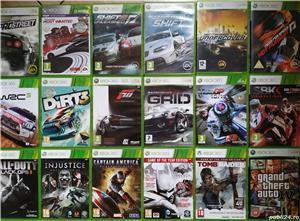Xbox 360: GTA, FIFA17, UFC, NFS, MotoGP, Call Of Duty, F1, Forza, WRC5, Dirt 3, Captain America, etc - imagine 3
