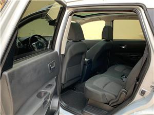 Nissan Qashqai+2 1.5 DCi 110 Cp 2010 Euro 5 cu 7 Locuri - imagine 9