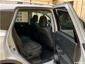 Nissan Qashqai+2 1.5 DCi 110 Cp 2010 Euro 5 cu 7 Locuri - imagine 8