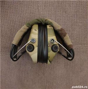 Casti protectie auditiva pentru vanatoare MSA Supreme Pro-X SORDIN - imagine 1