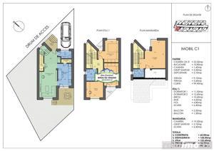 Vila 5 camere - Curte Generoasa - Complex Rezidential Popesti-Leordeni - imagine 8