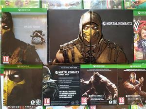 Xbox One: Lego, MK, Forza Horizon, Call Of Duty, W2K19, Witcher, FarCry, Diablo III, Mafia III, etc - imagine 9