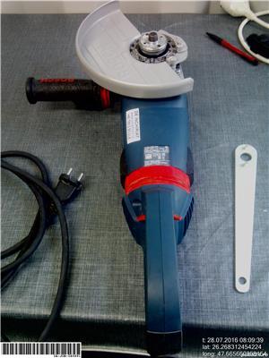 Inchiriere polizor unghiular (flex) Bosch GWS 24-230 LVI  - imagine 3