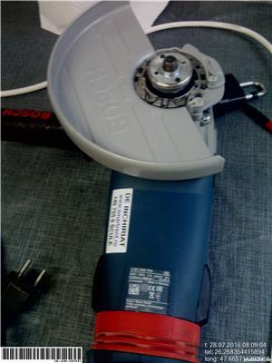Inchiriere polizor unghiular (flex) Bosch GWS 24-230 LVI  - imagine 1