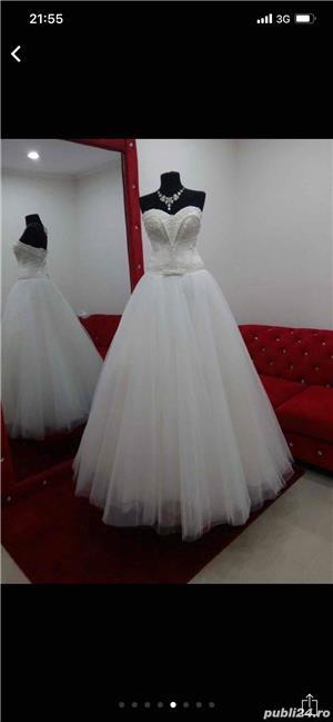 Lichidare stoc magazin rochii mireasa - imagine 4