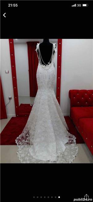 Lichidare stoc magazin rochii mireasa - imagine 1