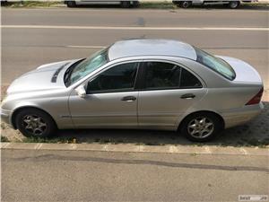 Mercedes-benz Clasa C C220 (schimb cu autorulota, camper, van) - imagine 2