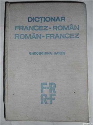 Antologie texte, dictionar francez, rus, gramatica limba  romana etc - imagine 6