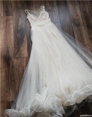 Rochie de mireasă creație Natalia Vasiliev - imagine 4