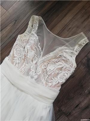 Rochie de mireasă creație Natalia Vasiliev - imagine 3