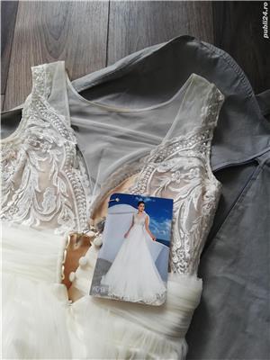 Rochie de mireasă creație Natalia Vasiliev - imagine 2