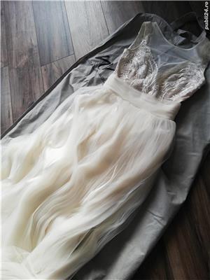 Rochie de mireasă creație Natalia Vasiliev - imagine 1