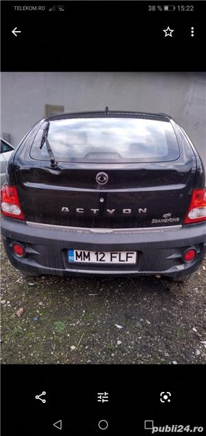 Ssangyong actyon - imagine 2