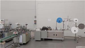 Vând mașină producție măști-automată 60 buc/min cu 2 capete - imagine 3