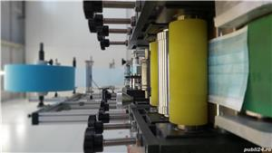 Vând mașină producție măști-automată 60 buc/min cu 2 capete - imagine 1
