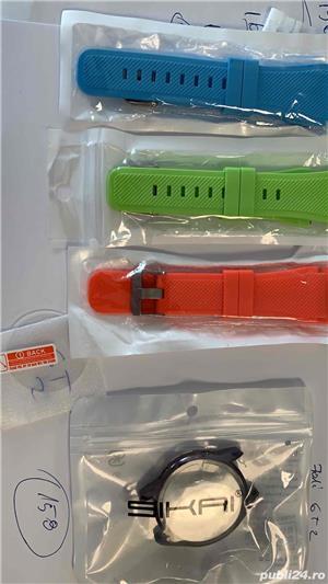 Curea pentru Huawei GT2, GT2e, GT2 pro Samsung gear s3, watch, 22mm marimea L - imagine 6