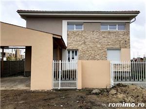 Casa individuala cu garaj si teren 780mp, Dumbravita - imagine 1