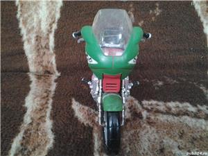 Testoasele Ninja Motocicleta jucarie copii 22 cm - imagine 4