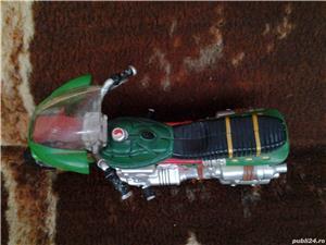 Testoasele Ninja Motocicleta jucarie copii 22 cm - imagine 5