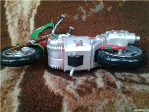 Testoasele Ninja Motocicleta jucarie copii 22 cm - imagine 6