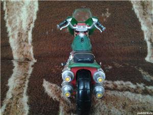 Testoasele Ninja Motocicleta jucarie copii 22 cm - imagine 3