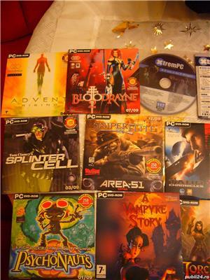 Vand Colectie de 16 DVD-uri jocuri clasice - imagine 2