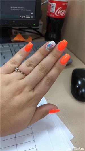 Aplic unghii cu gel - imagine 6