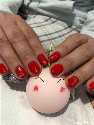 Aplic unghii cu gel - imagine 7