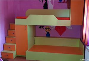 Pat etajat + Birou - imagine 2