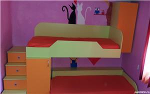 Pat etajat + Birou - imagine 1