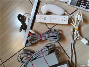 Wii: Consola Wii, accesorii originale, Wii Mote, nunchuck, Wii Zapper & jocuri dedicate! - imagine 2