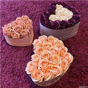 Aranjamente flori de sapun - imagine 7