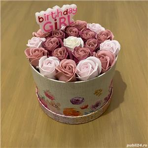 Aranjamente flori de sapun - imagine 1